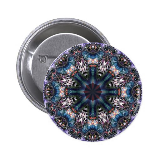 Lilac Jewels 17  Button