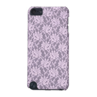 Lilac Laces 5th Generation iPod Touch C iPod Touch 5G Cover