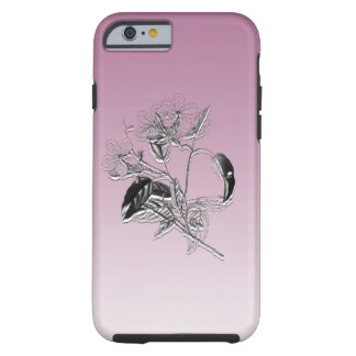 LILAC LADY iPHONE 6 BARELY THERE Tough iPhone 6 Case