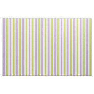 Lilac & Mint Stripes customizable fabric