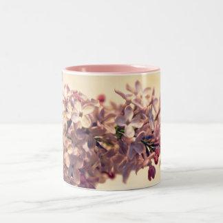 Lilac Photo Coffee Mug