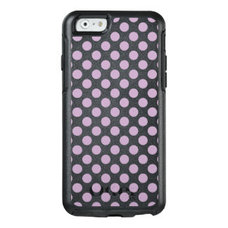 Lilac Polka Dots OtterBox iPhone 6/6s Case