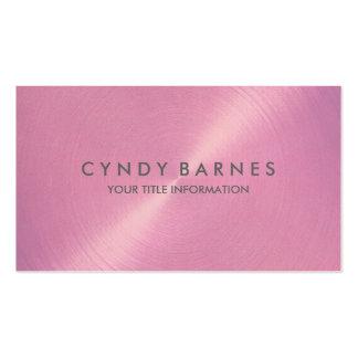 Lilac Sheen Business Card