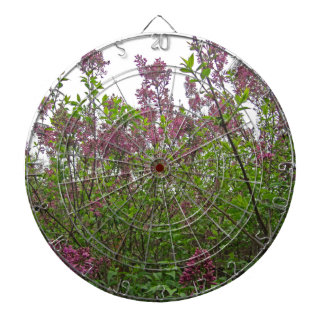 Lilac Spring Dart Boards