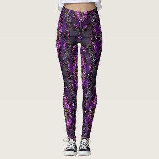 Lilac Treasures... Leggings