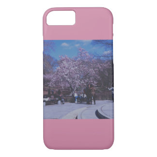 Lilac Tree Phone Case