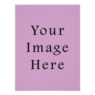 Lilac Violet Purple Color Trend Blank Template Photo