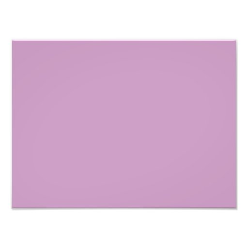 Lilac Violet Purple Color Trend Blank Template Photo Art