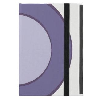 LilacInPurple Dots Case For iPad Mini