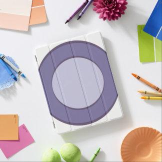 LilacInPurple Dots iPad Cover