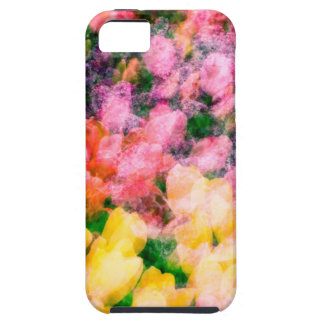 Lilacs and Tulips Case For The iPhone 5