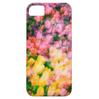 Lilacs and Tulips iPhone 5 Case