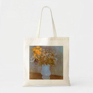 Lilacs  by Vincent van Gogh Tote Bags