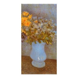 Lilacs  by Vincent van Gogh Photo Cards