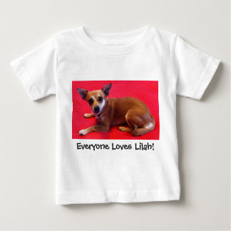 Lilah - Little Princess Baby T-Shirt