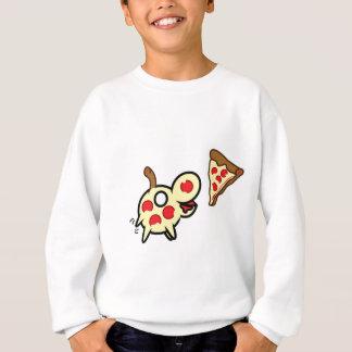 LilBitty! Food Mode, Pizzza! Peperroni Sweatshirt