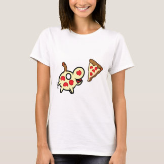 LilBitty! Food Mode, Pizzza! Peperroni T-Shirt