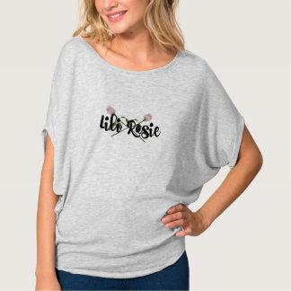 Lili Rosie Signature logo Flowy Shirt