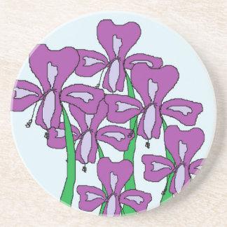 Lilies Coaster