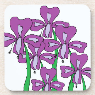 Lilies Coasters