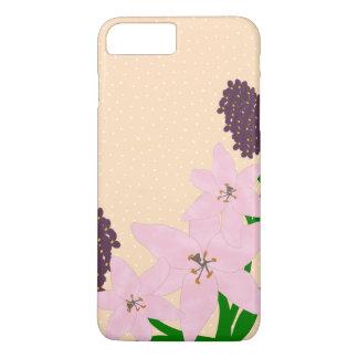 Lilies & Lilacs iPhone 7 Plus Case
