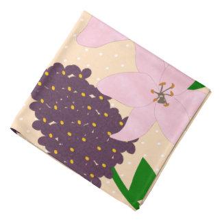 Lilies & Lilacs Kerchiefs
