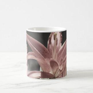 Lilies-Muted Tones by Shirley Taylor Coffee Mug