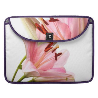 Lilies Sleeve For MacBook Pro
