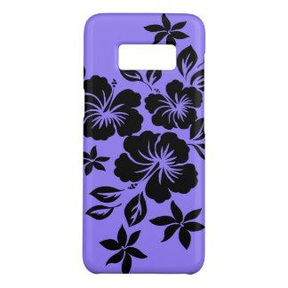 Lilikoi Hibiscus Hawaiian Floral Lavender Case-Mate Samsung Galaxy S8 Case