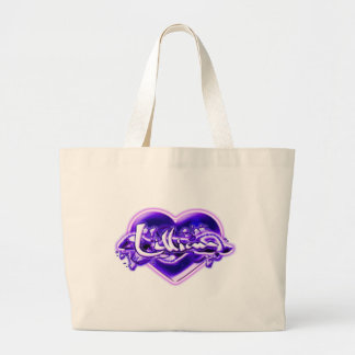 Lillian Jumbo Tote Bag