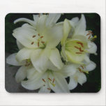 Lillies Mouse Pad