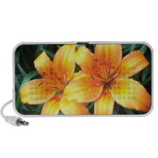 Lillies Mini Speaker