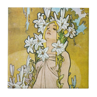 Lillies Tile