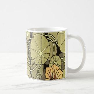 Lilly Flowers Coffee Mugs