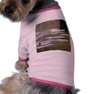 Lilly Lillies Ponds Lillypads Doggie T Shirt