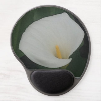 Lilly of the field gel mouse pad