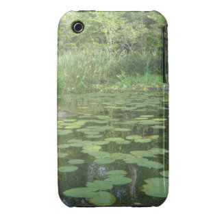Lilly pad Blackberry case
