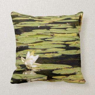 Lilly Pad Cushion