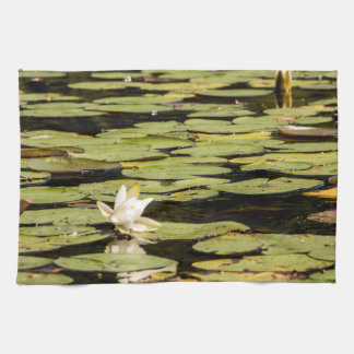 Lilly Pad Kitchen Towel
