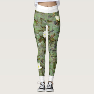 Lilly pad leggings