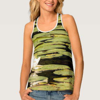Lilly Pad Tank Top