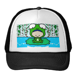 Lilly Padding! Hats