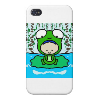 Lilly Padding! iPhone 4/4S Case