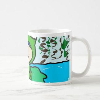 Lilly Padding! Coffee Mug