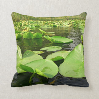 Lilly Pads Pillow