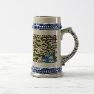Lilly pads mugs