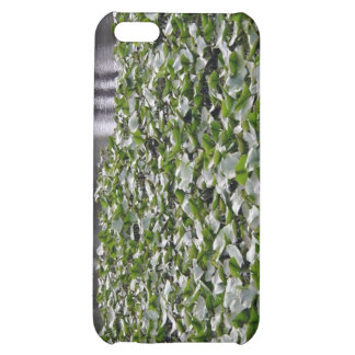 Lilly pads on a pond case for iPhone 5C