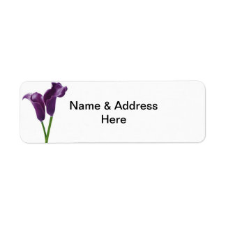 Lilly Return Address Label