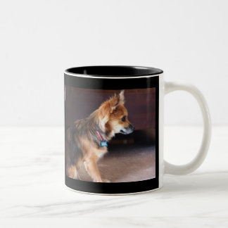 Lilly Two-Tone Coffee Mug