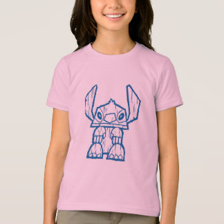 Lilo and Stitch Tiki Totem T-Shirt